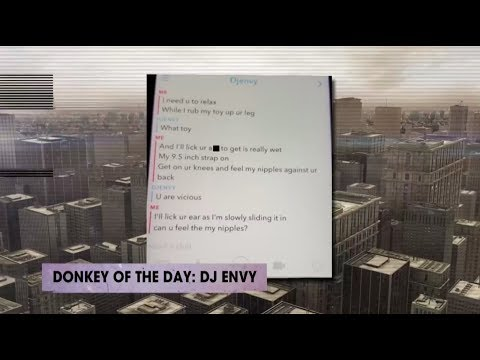 DJ Envy | Donkey of the Day