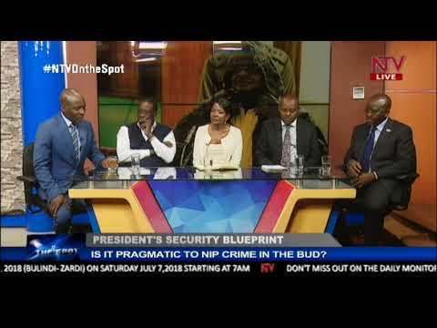 NTV ON THE SPOT: Can president Yoweri Museveni keep Ugandans safe?
