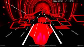 Audiosurf 2: Abyssic Hate - Depression - Part II - Suicidal Emotions [03/04]