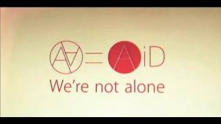 AA= AiD(aaequal Aid) 「We're Not Alone」PV