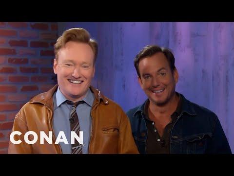 Conan a Will Arnett hrají ARMS - CONAN