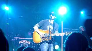 Eric Church ~ Livin' Part of Life ~ Rockford, IL  ~ 3-24-11