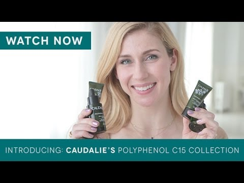 Introducing Caudalie's Polyphenol C15 Collection
