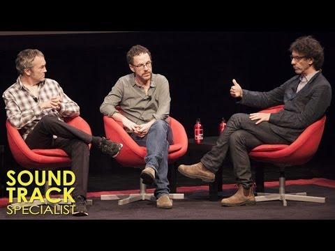 Alec Baldwin, Joel & Ethan Coen, Carter Burwell   Art of the Score WSF2013