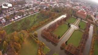 preview picture of video 'Podzimní Hostýn, Přílepy a Holešov, FLPHG Hang Gliding, rogalo 2013'