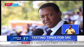 SRC under fire for protests against Alfred Mutua\'s move to increase monthly allowances of doctors