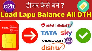 How to get LAPU Number for Airtel and what is Lapu?How to become a Airtel Retailer,Recharge Business