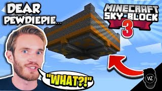 how to make a simple mob farm in minecraft skyblock - TH-Clip