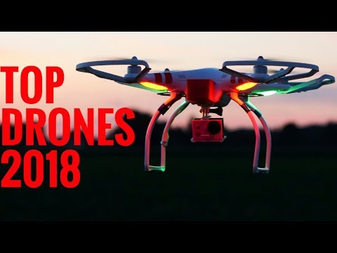 Best Drone Reviews 2018