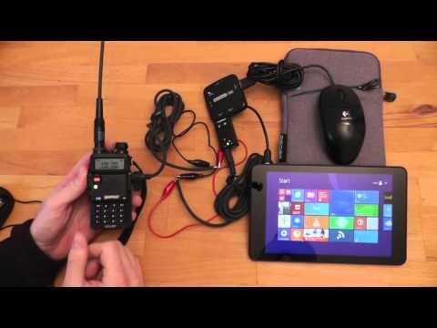 APRS mit dem Baofeng UV-5R Handfunkgerät