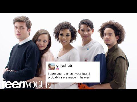 Love, Simon Cast Competes in a Compliment Battle | Teen Vogue