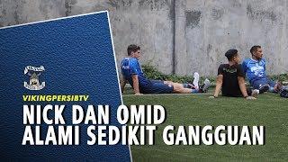 Kembali Berlatih di Bandung, Dua Pemain Persib Alami Sedikit Gangguan