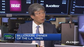 Patrick Soon-Shiong on 'holy grail' zinc-air battery