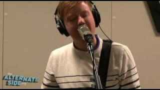 """Two Door Cinema Club - """"I Can Talk"""" (Live at WFUV)"""