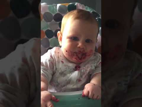 Tasting Blackberries For The First Time