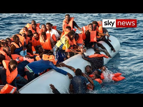 Europe's Migration Tragedy: Life and death in the Mediterranean