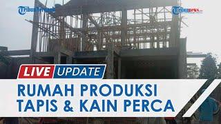Kembangkan Ekonomi Masyarakat, BPPWL Bangun Rumah Produksi Tapis dan Kain Perca di Pringsewu