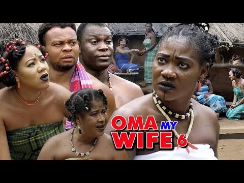 Oma My Wife Season 6 - (New Movie) 2018 Latest Nigerian Nollywood Movie Full HD | 1080p