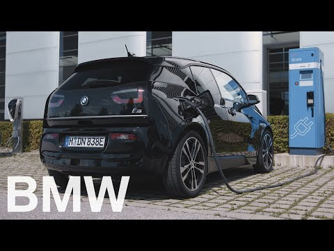 How to charge your BMW at a DC fast charging station – BMW How-To