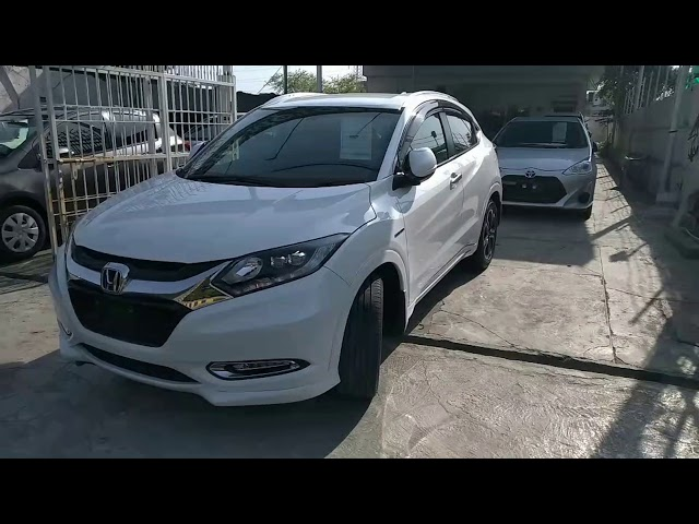 Honda Vezel Hybrid Z Honda Sensing  2016 for Sale in Lahore