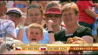 KOLLÁROVCI- STRETNUTIE GORALOV V PIENINÁCH 2016 - ŠLÁGR TV (7.ročník)