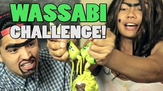 WASSABI CHALLENGE! ft Richard & Rolanda