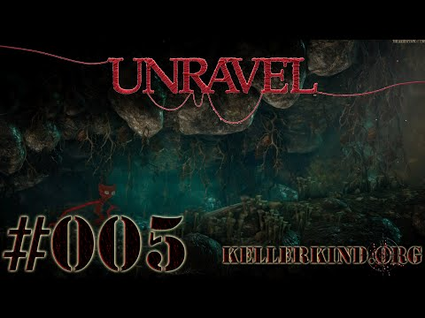 Unravel [HD|60FPS] #005 - Bergwanderung Teil 1 ★ Let's Play Unravel