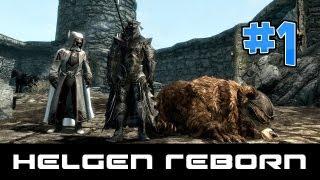SKYRIM MOD: Helgen Reborn #1   Let's Play - Самые лучшие видео
