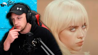 Billie Eilish - Your Power - REACTION and REVIEW!!