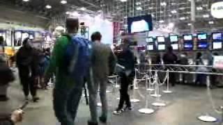 ジャンプフェスタ2011DQMJ2プロフェッショナルブース