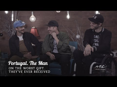Portugal. The Man Received Wu-Tang Nunchucks For Holidays