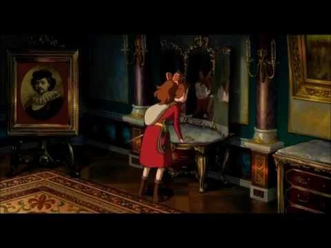 Trailer Arrietty y el mundo de los diminutos