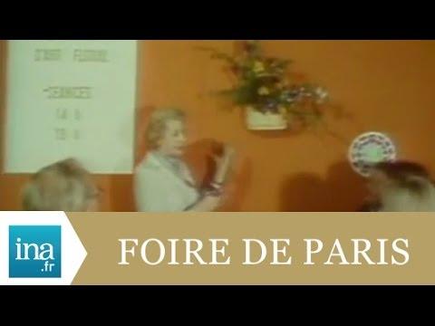 Quoi de neuf à La foire de Paris ? - Archive INA