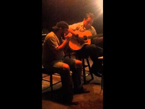 Brad Messer & Nick Rose of Brad Messer & The Refuge - Folsom Prison Blues (Refuge Style)
