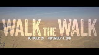 Walk Israel 2017 Promo