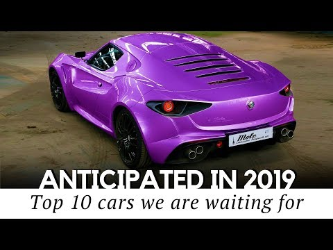 Top 10 Anticipated Sports Cars Of 2019 (New Models And Latest Rumors)