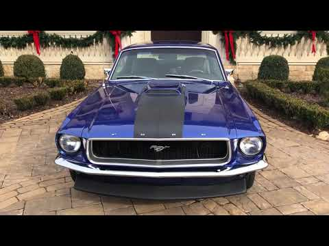Video of '67 Mustang - P4R2