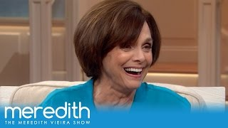 Valerie Harper On Overcoming The Odds With Cancer | The Meredith Vieira Show