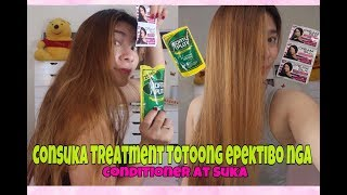 CONDITIONER At SUKA/CONSUKA SOBRANG EPEKTIBO/