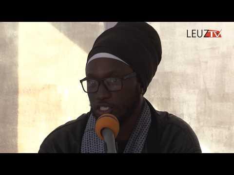 Vidéo: Conférence de press FESTIGRAFF «kay graf «