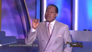 The power, the word and the spirit by Pastor Chris