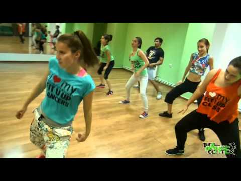 T-Pain Booty Wurk Choreography | FitUup! Class | Total Dance Center