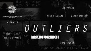 'Outliers' Official Trailer   TransWorld SKATEboarding