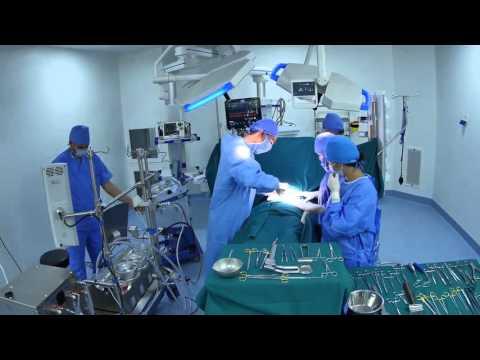 Le centre cordialement la chirurgie vasculeuse à saranske