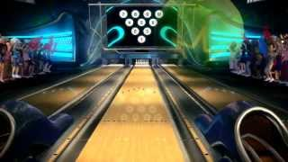 1st PERFECT GAME (10 FRAME BOWLING) XBOX 360
