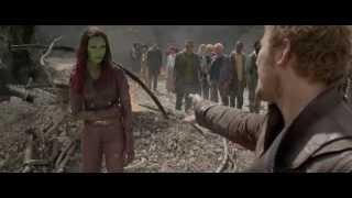 Star Lord Dance - Guardians Of The Galaxy Scene | HD 720p