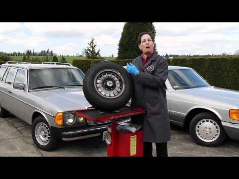 Help Rid the Road of Ugly Alloy Wheels on Older Mercedes Benz by Kent Bergmsa