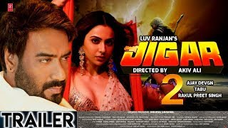 """Jigar 2 Trailer"" Official 
