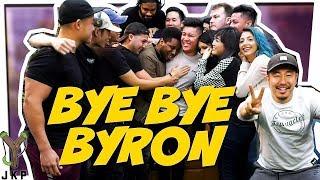 BYRON'S LAST VIDEO EVER!   Psychiatrist