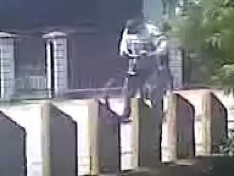 Pijak na rowerze FAIL